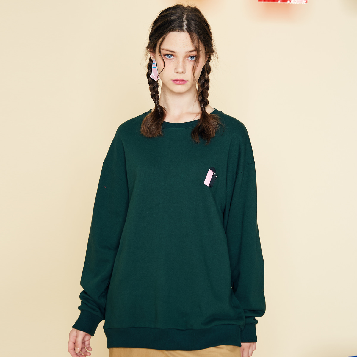 (UNISEX)SD FILM MTM(GREEN)