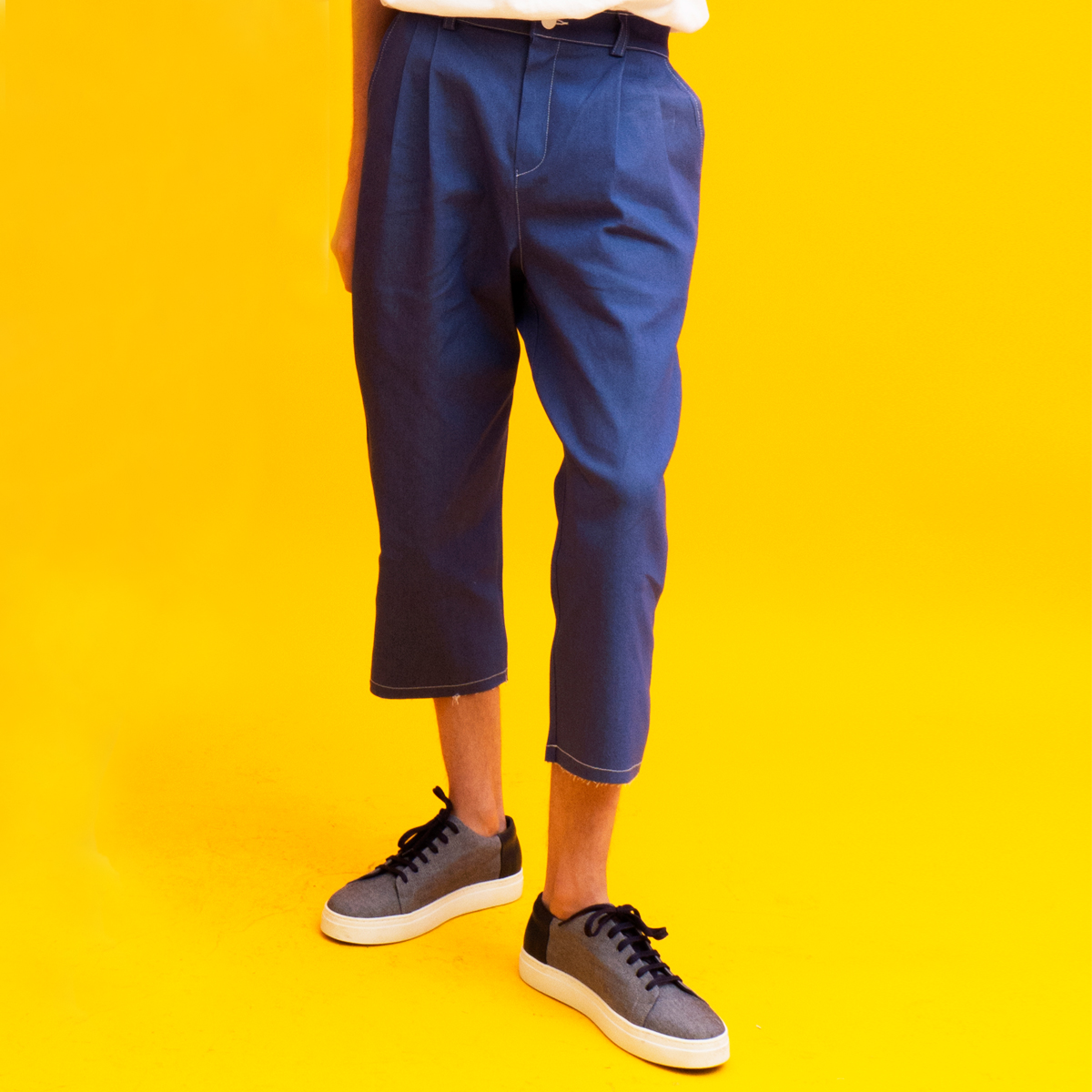 (UNISEX)JF CT PANTS_BL