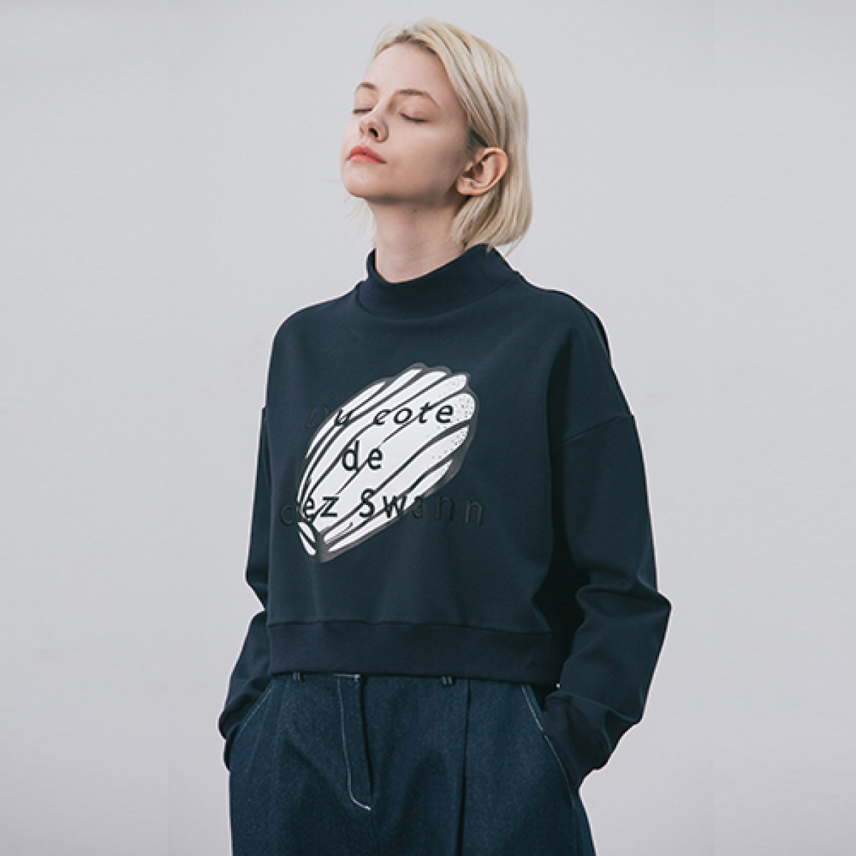 LI CROPPED SWEATSHIRTS_NV