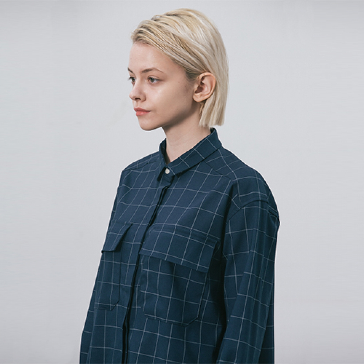 LI CHECK SHIRT_NV
