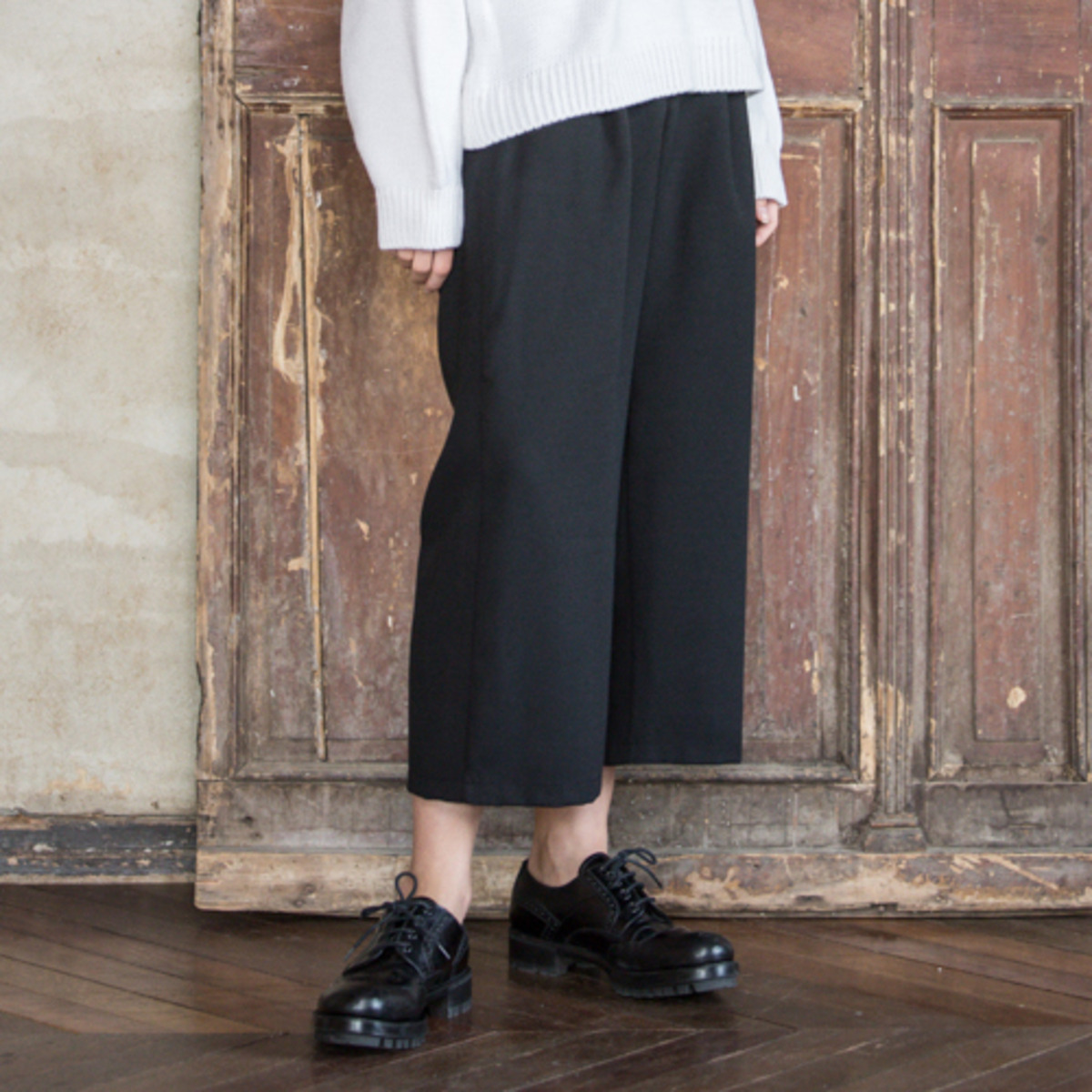 LP OB WIDE PANTS_BK