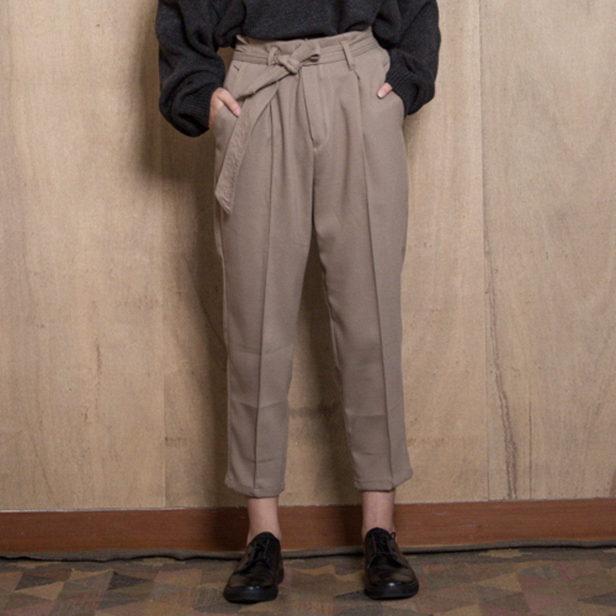 LP HIGH WAIST PANTS_BE