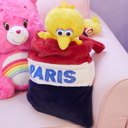 RP PARIS BAG(RED)